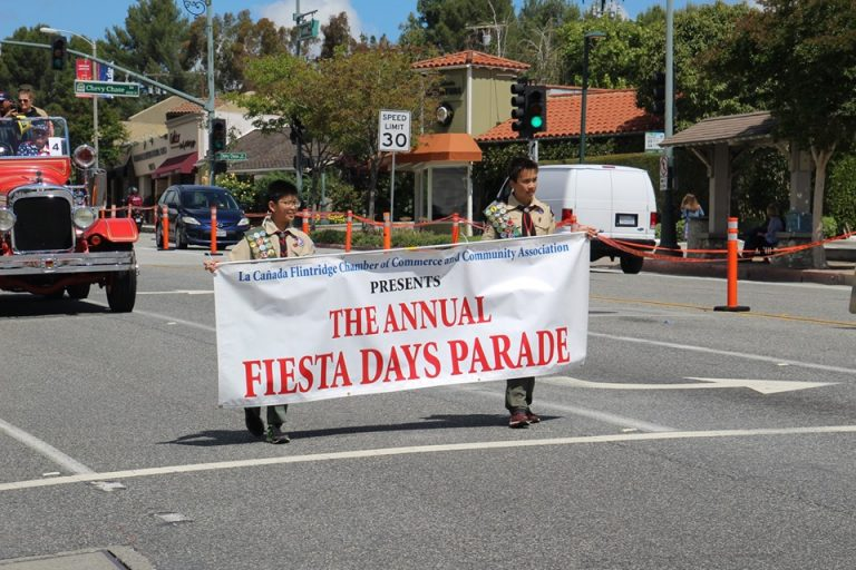The best home-town parade in Southern California