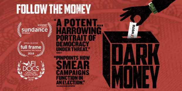 CCDC Movie Night: DARK MONEY