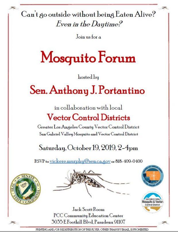 Mosquito Forum